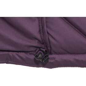 Mountain Equipment Lightline Chaqueta Mujer, blackberry